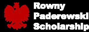 The Rowny-Paderewski Scholarship